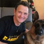 Enzo Salvi e il triste messaggio di addio al suo Victor